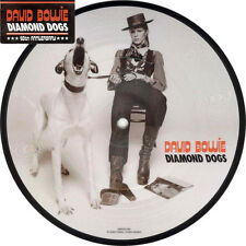 "David Bowie - Diamond Dogs 40th anniversary 7"" picture disc New Sealed 2014"