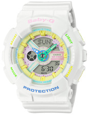 Casio BABY-G Decora Fashion Harajuku BA110TM-7A Women's 2020 Ana-Digital BNIB