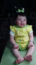 Asian Reborn Baby Girl From BLUEBERRY HILL BABIES