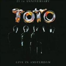 25th Anniversary: Live in Amsterdam by Toto (Vinyl, Apr-2011, 2 Discs, Music on Vinyl)