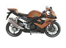 Maisto 1/12 Suzuki GSX R1000 Motorcycle Bike Diecast Model Bike Bronze (31106)