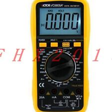 ONE NEW Victor VC9805A+ Digital Multimeter 3 1/2 carrying