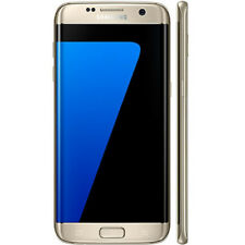 Samsung Galaxy S7 Edge 32GB SIM Free Unlocked Android Smartphone - Gold Platinum