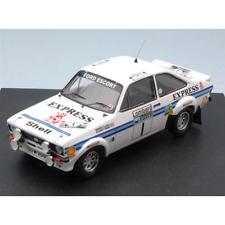 FORD ESCORT MK II EXPRESS N.1 4th R.A.C. 1977 CLARK-PEGG 1:43 Trofeu Auto Rally