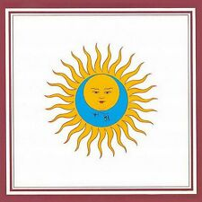 KING CRIMSON LARKS TONGUES IN ASPIC NEW SEALED 200G VINYL LP IN STOCK