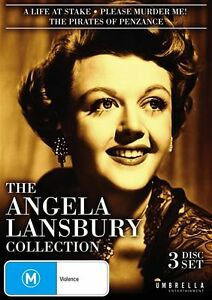 The Angela Lansbury Collection - New and Sealed DVD