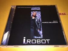 I ROBOT soundtrack CD will smith MARCO BELTRAMI varese sarabande