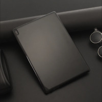 Silicona Funda para Lenovo Tab E10 TB-X104F/L Estuche TPU Cubierta Schuthülle
