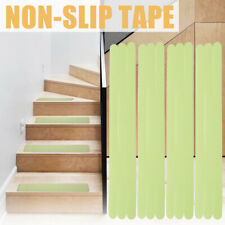 New Listing12Pcs Non Slip Luminous Floor Stair Anti Slip Tape Safety Tape Sticker Stri