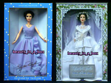 "Elizabeth Taylor Barbie Doll Father of the Bride & White Diamonds "" Lot 2"