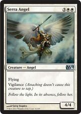 4x Angelo di Serra - Serra Angel MTG MAGIC 2014 M14 Ita
