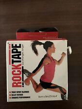 RockTape Original 2-Inch Kinesiology Tape - Black
