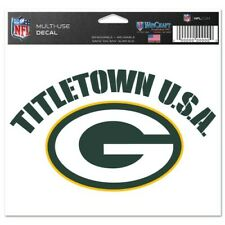 Green Bay Packers 5x6 Decal