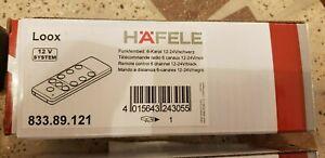 Hafele Loox 833.89.121 Remote Control