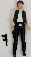 Vintage Kenner Star Wars Han Solo Large Head figure Complete