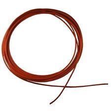 2 m Messleitung hochflexibel Messkabel 0,25mm² Laborkabel rot 0,58€/m 853623