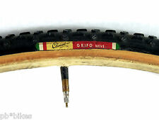 Clement Tire Grifo Neve single Tubular Vintage Cyclocross Bike 700c 27 Italy NOS