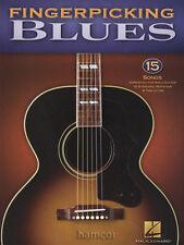 Fingerpicking blues guitar tab Robert Johnson BB King T-Bone Walker Willie Dixon