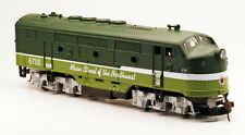 HO IHC NORTHERN PACIFIC F-3 A  LOCOMOTIVE DC/DCC/S BY SOUND TRAXX F-3A M6824DSX