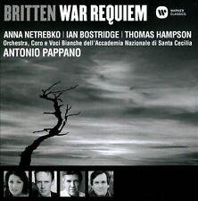 War Requiem, New Music