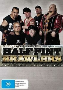 Half Pint Brawlers (DVD, 2011)--FREE POSTAGE