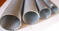 """38mm 1 1/2"""" Flexi Pipe Tube 270mm Exhaust Flexible Excellent Quality"""