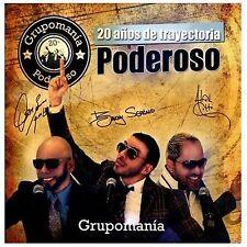 Poderoso by Grupo Manía (CD, 2013, Flame)