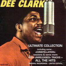 DEE CLARK - ULTIMATE COLLECTION CD