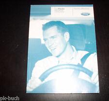 Manuel du Conducteur Betriebsanleitung Ford Fiesta Stand 2008