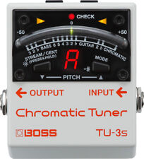 Boss TU-3S Chromatic Tuner TU3S New