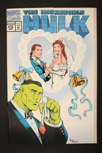 Incredible Hulk #418 - NEAR MINT 9.8 NM - Marvel Comics