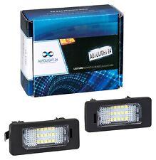Premium LED Kennzeichenbeleuchtung für BMW 3er E90 E91 F30 F31 5er E60 F10 KB18