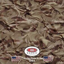"Desert Camo Cloth Wrap Vinyl Truck Camo Car SUV Real Camouflage 52""x6ft"
