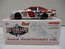 2001 Action Dale Earnhardt Jr Budweiser MLB All Star Game 1/24 10/19