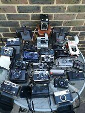 Job Lot Cameras (39) And Flash