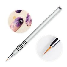 7mm Nail Liner Brush Handle Drawing Painting Pen Brushes Manicure Nails Art Tool