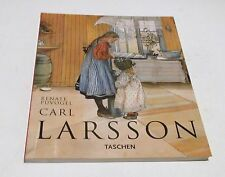 CARL LARSSON Watercolours and Drawings PB/1994 Text by Renate Puvogel Books - R