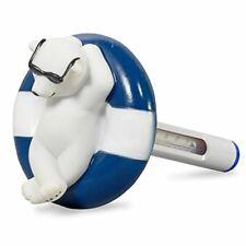 Unbekannt 'Piscine Tige Thermomètre Animaux Motif Ours Polaire avec des lunettes