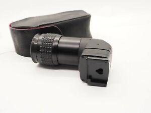 PENTAX REFCONVERTER M FOR PENTAX DIGITAL SLR ANGLE FINDER & POUCH *J37