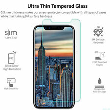 5D Gorilla Full Coverage Tempered Glass Screen Protector For Apple iPhone X 7 8+