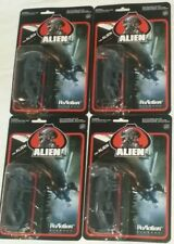 2013 Funko Reaction Original Alien lot Hr Giger action figure Horror SciFi Movie