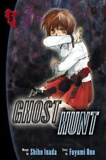 Ghost Hunt, Vol. 6, Ono, Fuyumi, Inada, Shiho, Good Book