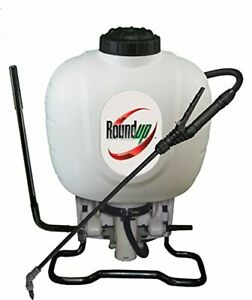 Roundup 190314 Backpack Sprayer for Fertilizers Herbicides Weed Killers & Ins...