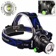 12000LM XM-L XML T6 LED Headlamp Headlight flashlight 18650 head light lamp ^S