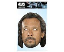 Baze Malbus Star Wars Rogue One Single 2D Card Party Face Mask Jiang Wen