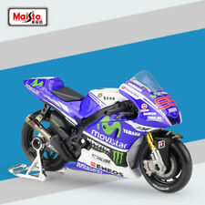 Maisto 1:18 Scale 2014 YAMAHA Factory Racing Team 99 # Motorcycle Diecast Models