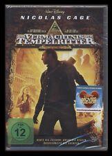 DVD DAS VERMÄCHTNIS DER TEMPELRITTER (WALT DISNEY) - NICOLAS CAGE *** NEU ***