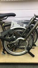 Brompton Bike M6L Raw Lacquer 6 Speed New 2020 Shipping To Worldwide Available