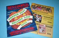 BEN COOPER 1981 CATALOG - Star Wars, SESAME, MASKS, DISNEY, Super Heroes, More