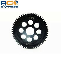 Hot Racing Losi Mini 8ight Buggy Truggy 58t Steel Spur Gear SOFE58M05